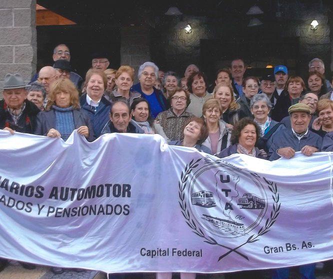 UTA Jubilados / Córdoba 2015