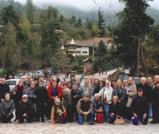 UTA Jubilados / Viaje 2015